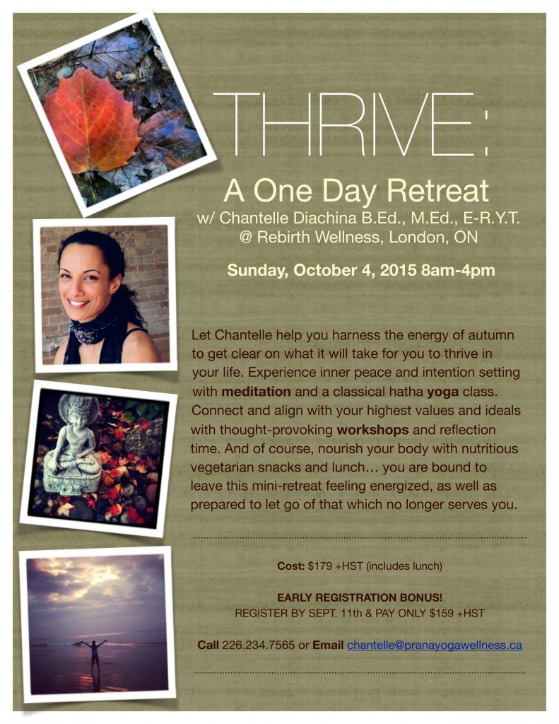 October mini retreat poster copy