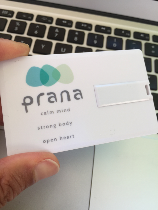 Introducing YOGO: Your Yoga Class Can Now Fit in Your Wallet! | Prana